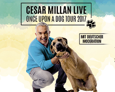 Cesar Millan - Once Upon A Dog - Tickets